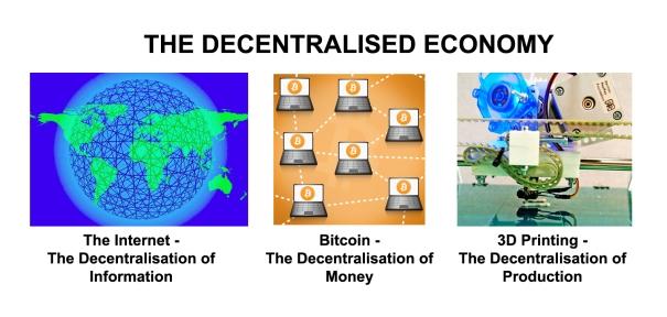 1- Decentralisation