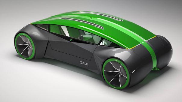 1 zoox car