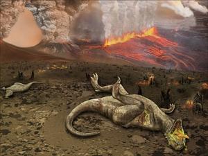 2- Dead Dinosaur